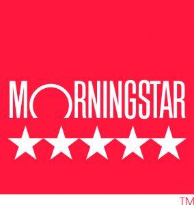 5 Star Morningstar Overall Rating